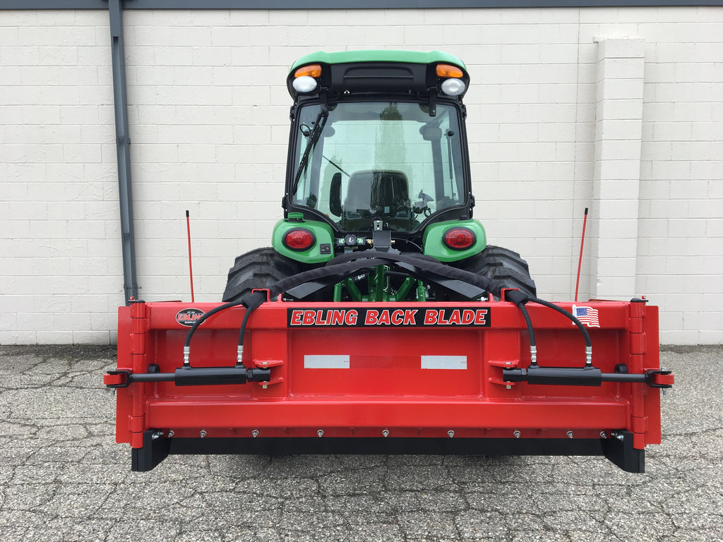 14ft Tractor Backblade
