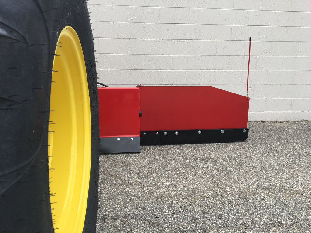 16ft Tractor Backblade