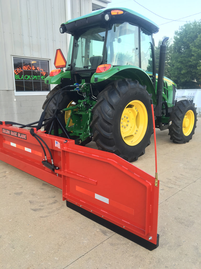 16ft Category 2 Tractor Backblade