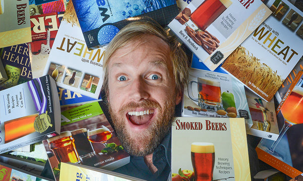 Win a Complete Collection of Brewers Publication Books