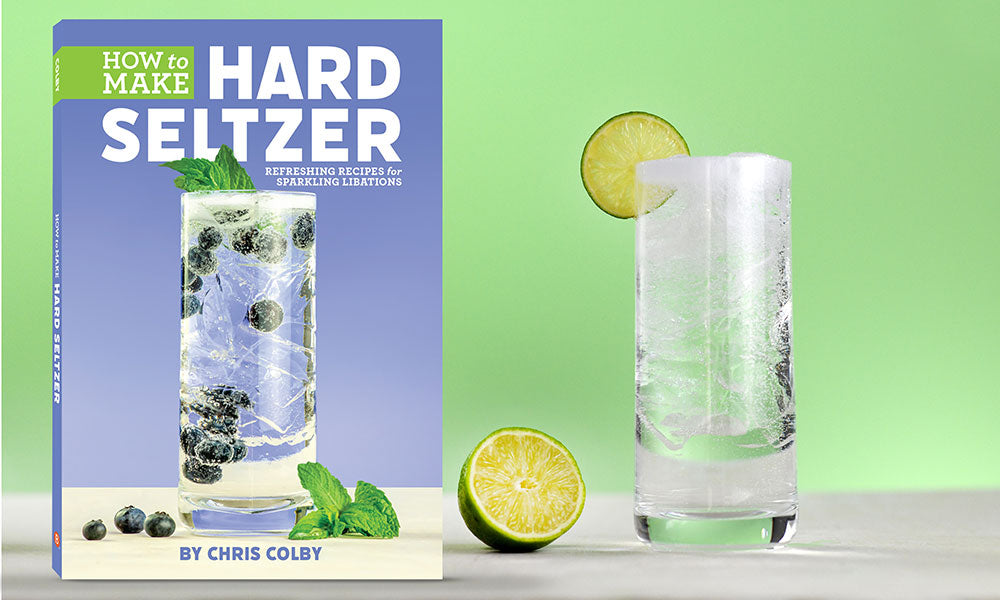 Brewers Publications Releases First Comprehensive Guide on Hard Seltzer