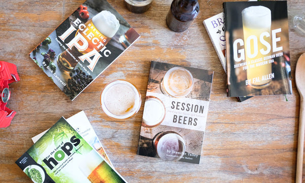 Celebrate Learn to Homebrew Day with 20 Percent Off All Books AND Free Shipping