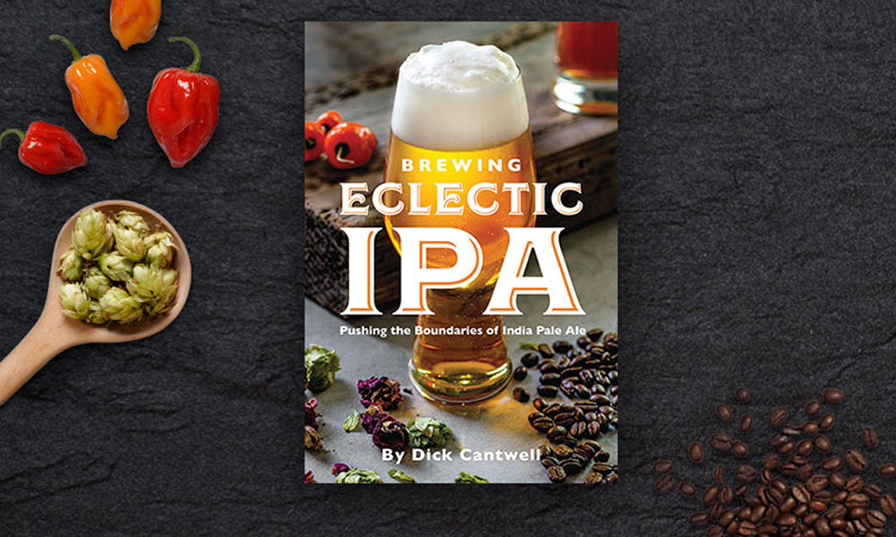 New Release: Brewing Eclectic IPA