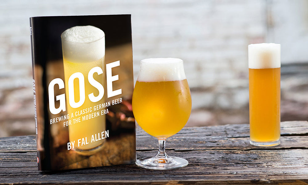 Brewers Publications Presents Gose: Brewing a Classic German Beer for the Modern Era