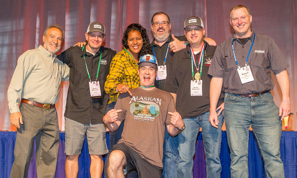 Medals Awarded to BP Authors at the Great American Beer Festival