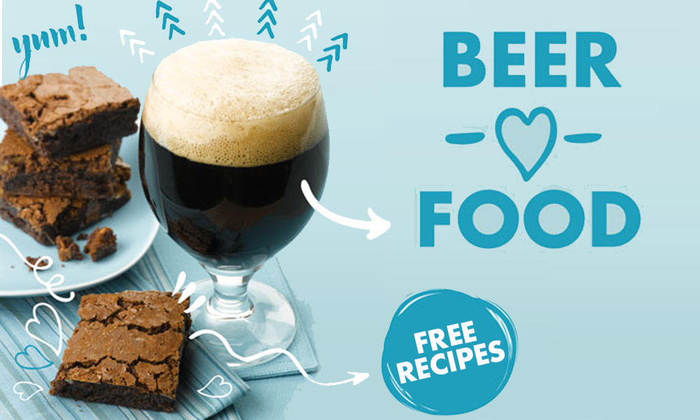 Beer and Food to Inspire Your Home Cooking