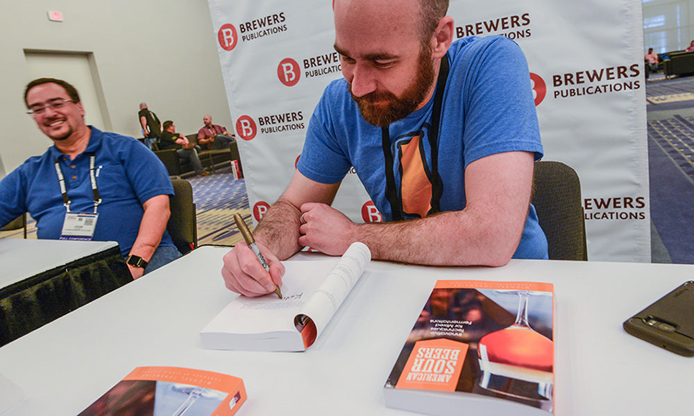 Meet Your Favorite Authors at the Craft Brewers Conference