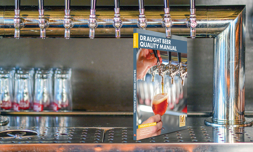 Fourth Edition of Draught Beer Quality Manual Now Available