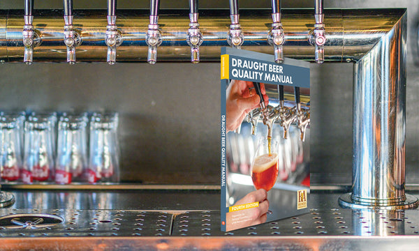 Brewers Publications Releases Updated Draught Beer Quality Manual (4th Edition)