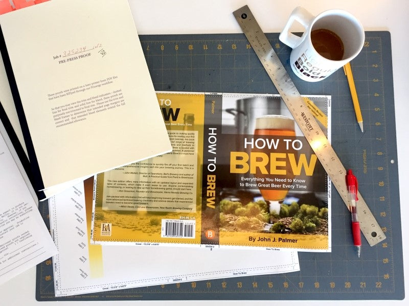 It's Coming! How To Brew: Everything You Need to Know to Brew Great Beer Every Time