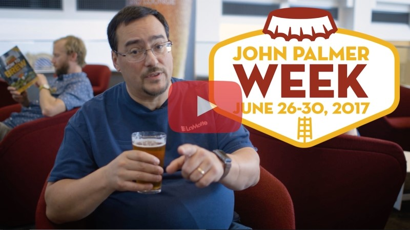 The Inaugural John Palmer Week is a Wrap