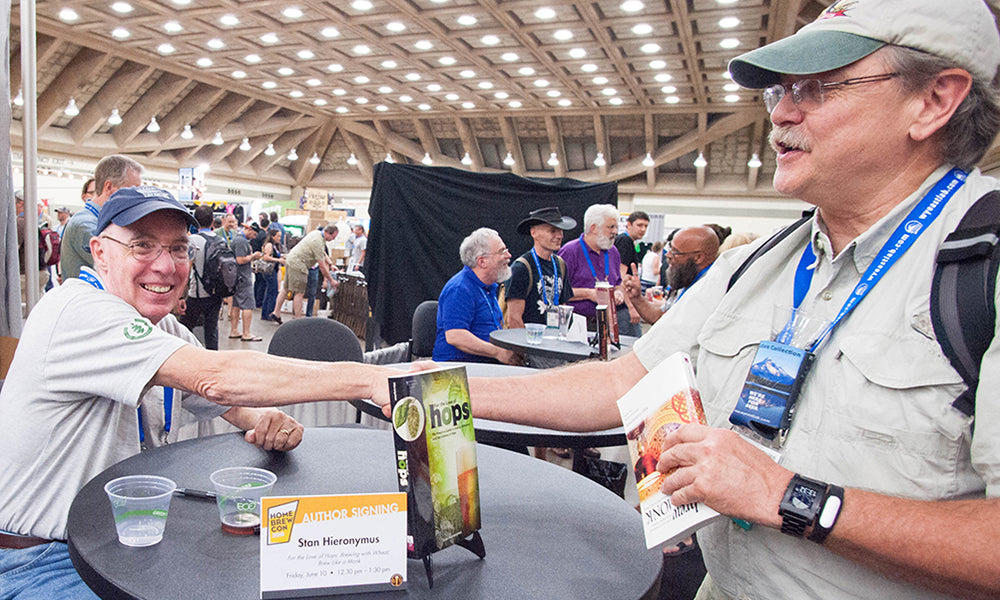 Headed to Homebrew Con? Meet Your Favorite Authors