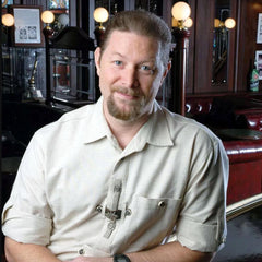 Fal Allen, author of Gose and co-author of Barley Wine.