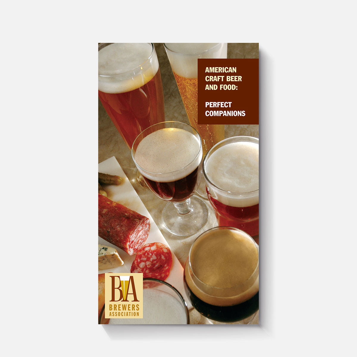 American craft beer and food guide brewers publications for Craft beer and food