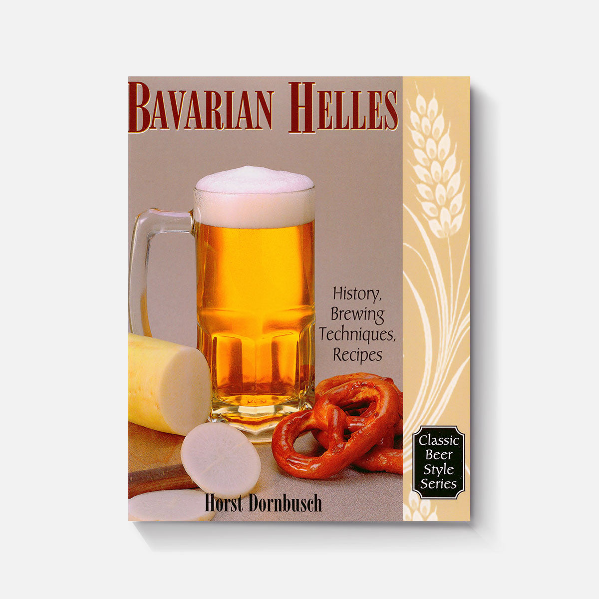 Products brewers publications bavarian helles history brewing techniques recipes fandeluxe Images