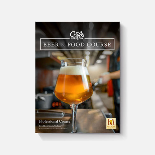 CraftBeer.com Beer & Food Professional Course Manual