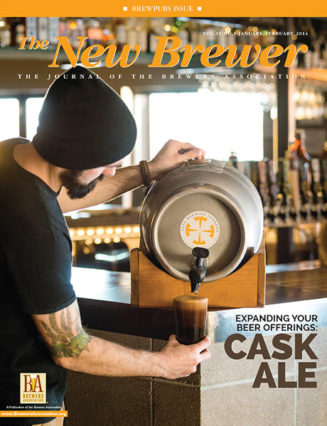 <i>The New Brewer Magazine</i> 2014 Issues
