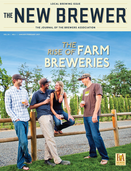 <i>The New Brewer Magazine</i> 2017 Issues