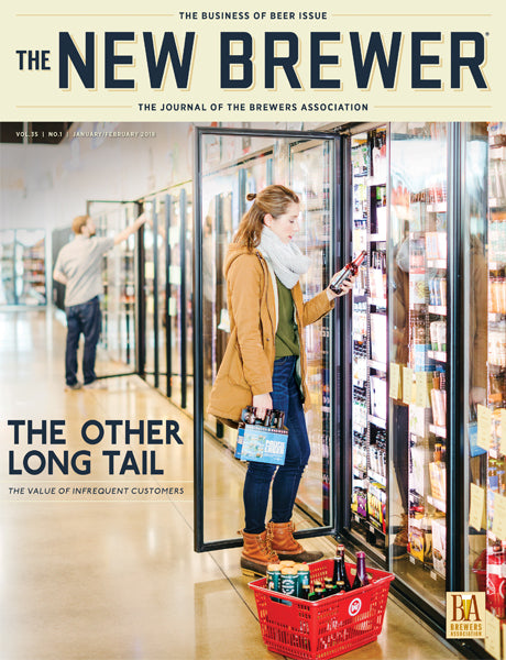 <i>The New Brewer Magazine</i> 2018 Issues