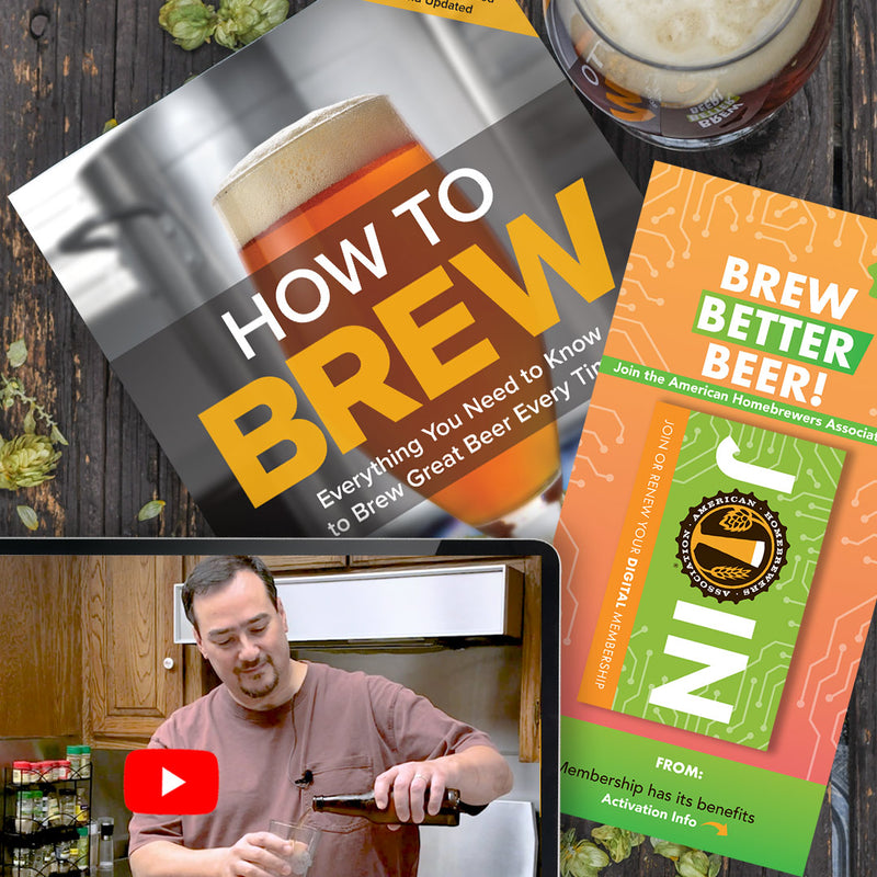 Master Homebrewer Package
