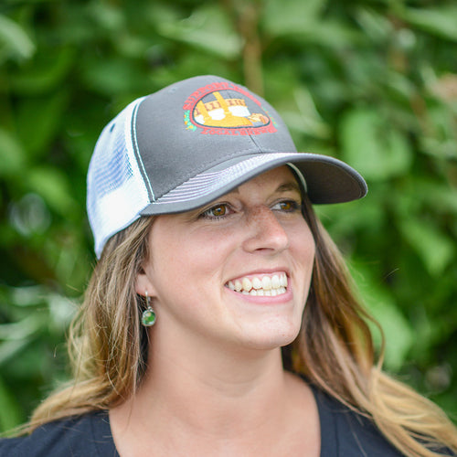 Brewers Association Support Your Local Brewery Two-Tone Trucker Hat