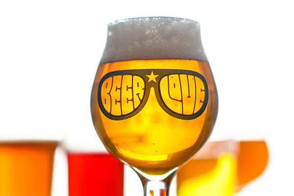 Great American Beer Festival 2019 Beer Love Glass