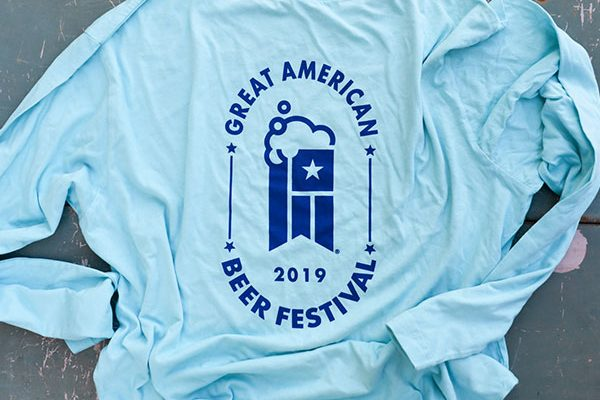 Great American Beer Festival 2019 Long Sleeve Shirt