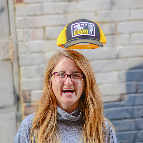 Support Independent Craft Beer Hat