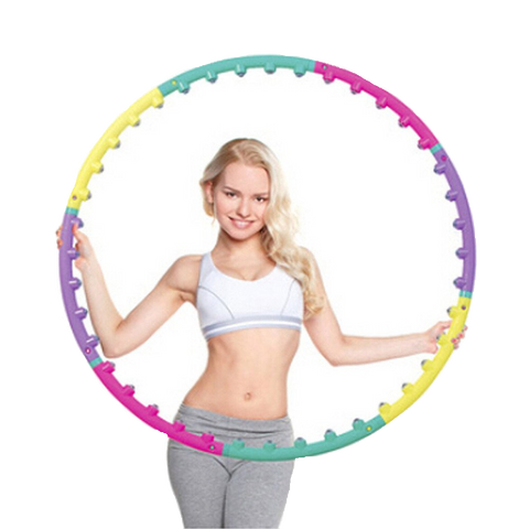Hooping will make you feel the (calorie) burn. Hooping has been proven to burn over 400 calories per hour by the American Council on Exercise