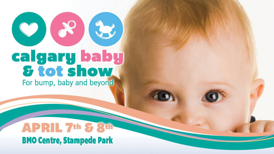 Nature Baby Canada at the Calgary Baby & Tot Show April 7-8, 2018