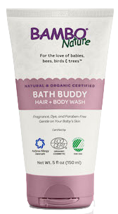 Bath Buddy Baby Hair and Body Wash Image