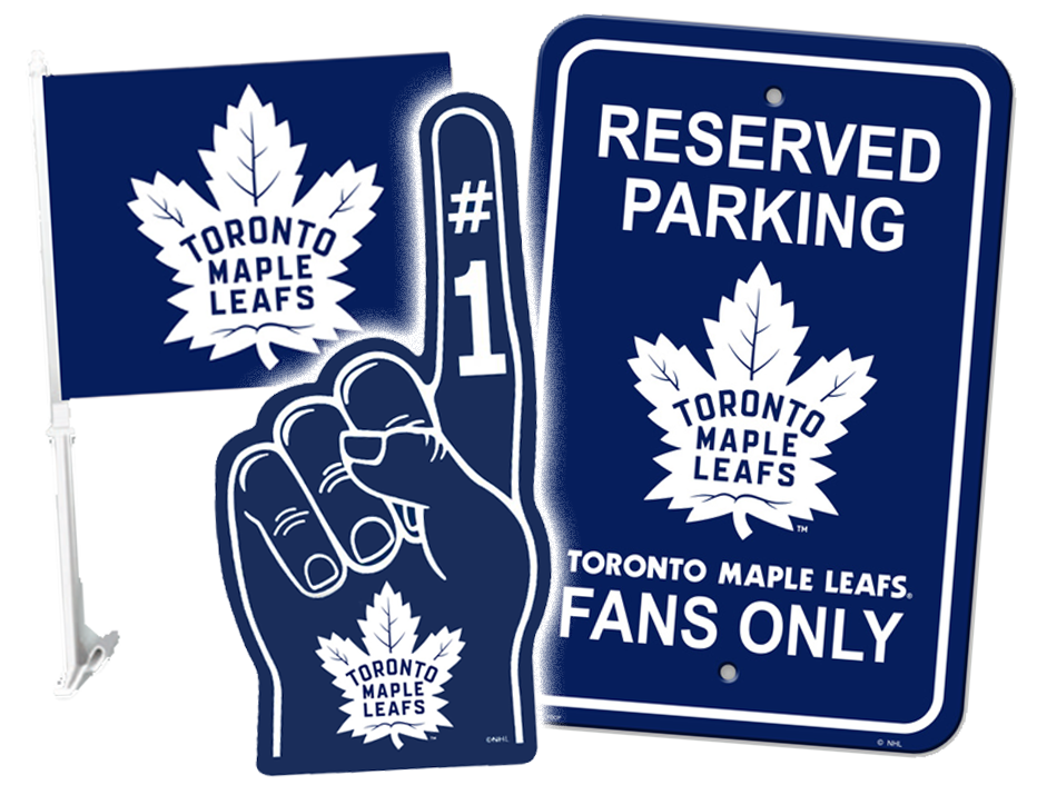 3 for 1 Toronto Maple Leafs Fan Bundle