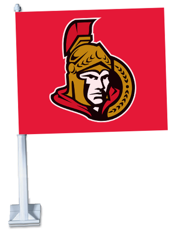 Ottawa Senators Car Flag