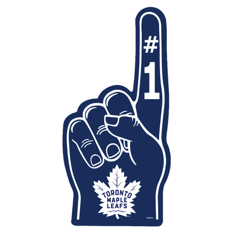 Toronto Maple Leafs Foam Finger