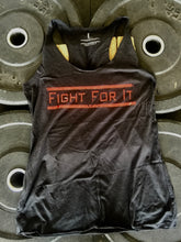 Training Fitted Tank (Pick Cause)