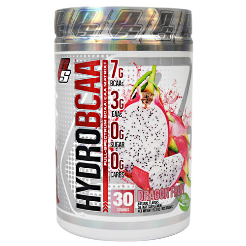 Pro Supps HydroBCAA - Dragon Fruit - 30 Servings - 818253023079
