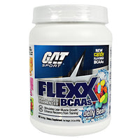 GAT Flexx BCAAs - Jelly Bean - 60 Servings - 816170021635