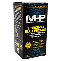 MHP T-BOMB 3XTREME - 168 Tablets - 168 Tablets - 666222093741
