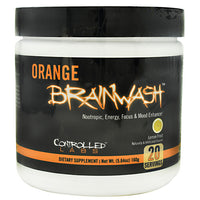 Controlled Labs Orange Brainwash - Lemon Frost - 20 Servings - 856422005747