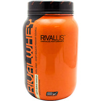 Rivalus Rival Whey - Soft-Serve Vanilla - 2 lbs - 807156002502