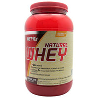 Met-Rx USA Natural Whey - Chocolate - 2 lb - 786560177757