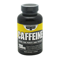 Primaforce Caffeine - 200 mg - 90 Servings - 811445020078