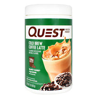 Quest Nutrition Quest Protein Powder - Cold Brew Coffee Latte - 2 lb - 888849007622