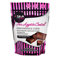 NLA For Her Her Appetite Control - Rich Chocolate Flavor - 30 ea - 701385375683