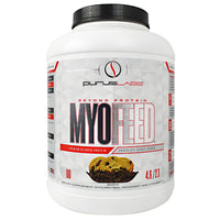 Purus Labs MyoFeed - Chocolate Cookie Crunch - 60 Servings - 855734002338