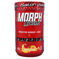 iSatori Technologies Morph Xtreme - Orange Mango Mania - 20 Servings - 883488005213