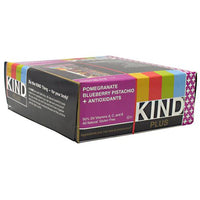 Kind Snacks Kind Plus - Pomegranate Blueberry Pistachio + Antioxidants - 12 Bars - 602652171215