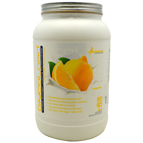 Metabolic Nutrition GlycoLoad - Lemonade - 1200 g - 764779120061