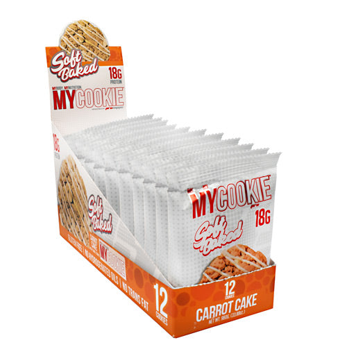 Pro Supps MyCookie - Carrot Cake - 12 ea - 818253022645