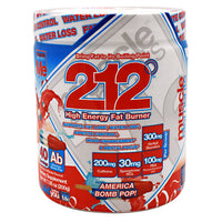 Muscle Elements 212 - America Bomb Pop - 200 g - 811123022455